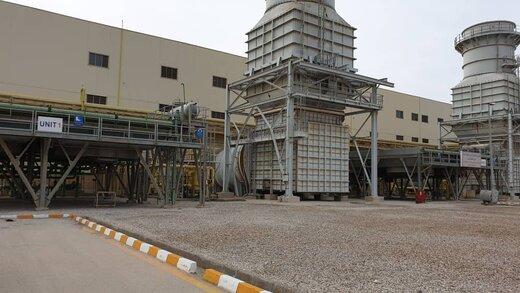 عملیات اجرایی ساخت فاز سوم نیروگاه گازی خرمشهر آغاز شد
