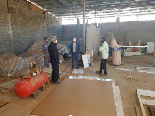 کمیته امداد منطقه یک یاسوج رتبه اول را در اجرای طرحهای اشتغال کسب کرد