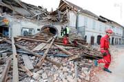 ببینید | تصویری از زلزله ۶.۴ ریشتری و مرگبار در کرواسی