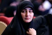 هدیه متفاوت دختر سردار سلیمانی به رهبر انقلاب