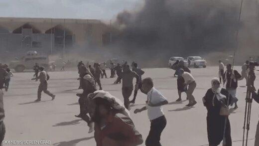انفجار در عدن/۲۲ نفر کشته شدند