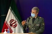 وزير الدفاع : العلاقات بين طهران ونيودلهي تحظى بأهمية خاصة
