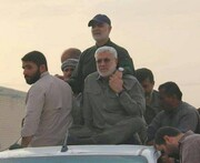 الفرات گزارش فوق محرمانه از لحظه ترور شهید سردار سلیمانی را منتشر کرد