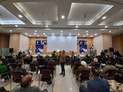 برگزاری مراسم بزرگداشت سردار سلیمانی در کربلا