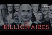 جدیدترین به روزرسانی ثروتمندان جهان