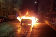 ببینید    به آتش کشیدن 30 خودرو در استراسبورگ فرانسه در خشونتهای شب سال نو