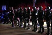 ببینید | پلیس پورتلند اعلام وضعیت شورش کرد