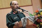 پیام حضور سردار قاآنی در کنار رهبر انقلاب /سردار حجازی: بیشتر ادعاهای اسرائیل درباره حمله به سوریه دروغ است