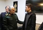 روایت استاد بزرگ شطرنج ایران از دیدار با سردار شهید حاج قاسم سلیمانی