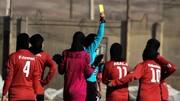 چشمپوشی و غفلت فدراسیون از فوتبال زنان