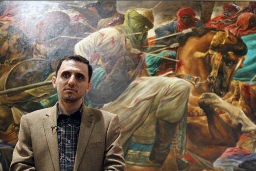 «آل علی علیهمالسلام»، نمایشگاهی از آثار جدید حسن روحالامین