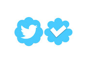 what is a verified badge on social media?