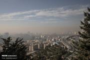 هوای تهران باز هم آلوده شد/ ازن در آسمان پایتخت