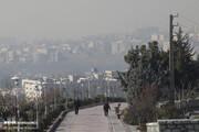 اعلام آلودهترین مناطق تهران؛ بیماران در خانه بمانند