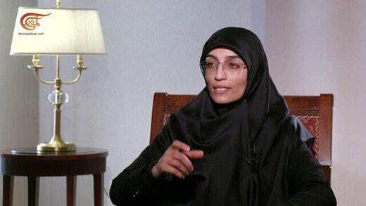 دختر شهید المهندس: اگر سردار سلیمانی نبود عراقی وجود نداشت