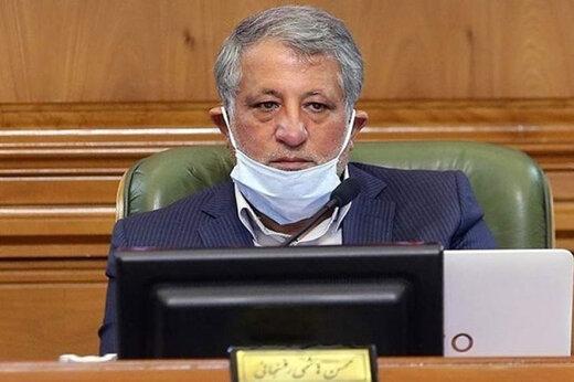 محسن هاشمی: به شهروندان توصیه میکنم در مترو و اتوبوس نمانند