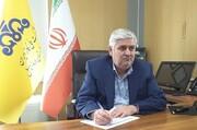 ۴هزارو ۶۰۰ علمک گاز در استان اردبیل نصب شد