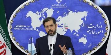 اولین واکنش وزارت خارجه به توقیف نفتکش ایران در اندونزی:اطلاعات ضدونقیض است