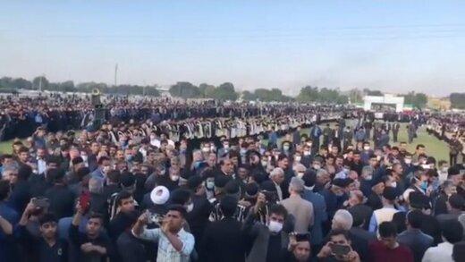 بازداشت گسترده عوامل برگزاری گردهمایی چندهزار نفری در خوزستان