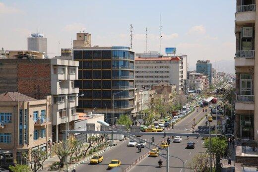 آخرین قیمتها در محدوده خیابان انقلاب/۴۵ متری ۱میلیارد دو ۲۰۰ میلیون تومان