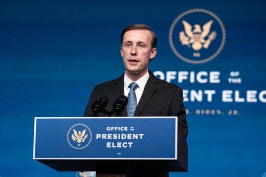 مشاور امنیت ملی بایدن از اولین اقدام سریع دولت جدید آمریکا خبر داد