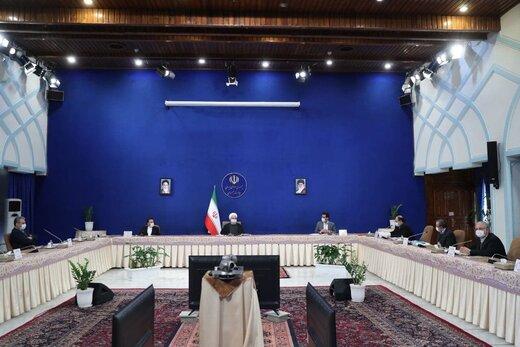 روحانی: نفت سرمایه بین نسلی است پول آن هم باید بین النسلی باشد