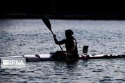تصاویر | مرحله رفت مسابقات لیگ آبهای آرام
