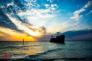 تصاویر | کشتی یونانی رو به ویرانی