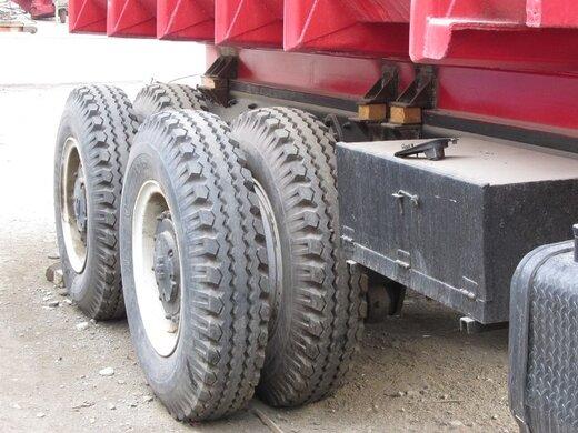لاستیک کامیونداران باز هم گران شد