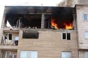 ۱۳۳ واحد مسکونی در بجنورد طعمه آتش شد