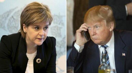 اسکاتلند،ترامپ را برای گلفبازی در روز تحلیف به کشورش راه نمیدهد