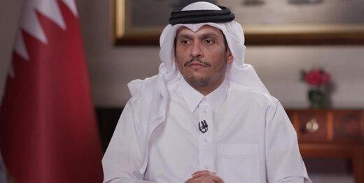 قطر دلیل عدم توافق با اسرائیل را اعلام کرد