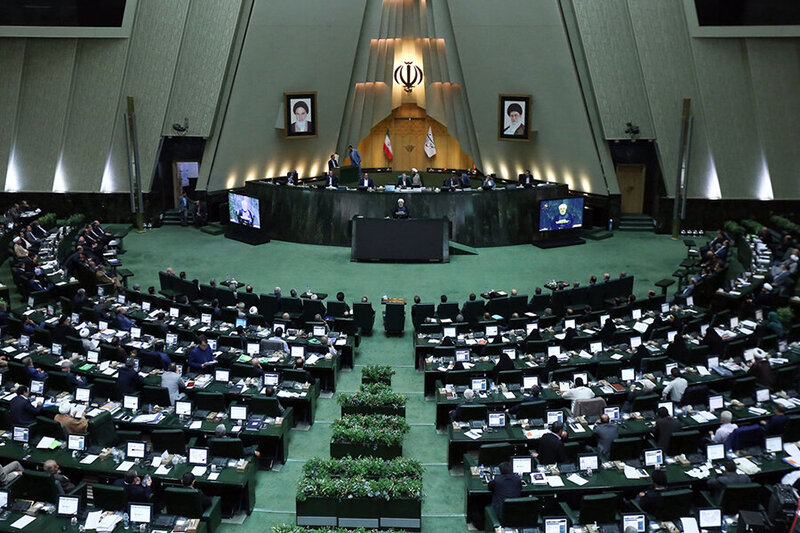 Majlis approves amendments of budget bill