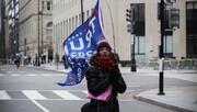 ببینید   عکسهای همسر ملیپوش اسبق ایران از اعتراضات دیشب در واشنگتن دی سی