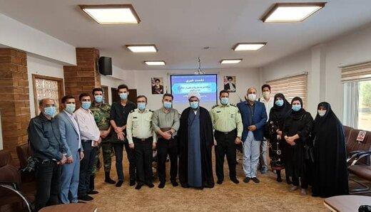 تاکید امام جمعه کیش بر نقش پررنگ رسانهها بر گسترش حجاب و عفاف
