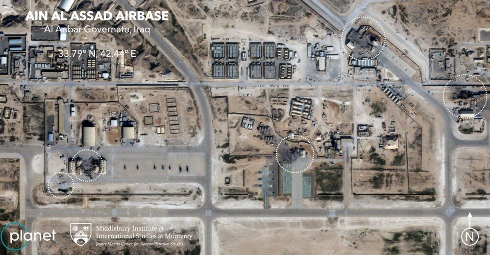 5516065 - اگر آمریکا به ایران حمله می کرد، چند موشک سپاه آماده شلیک به پایگاه های نظامی شان بود؟