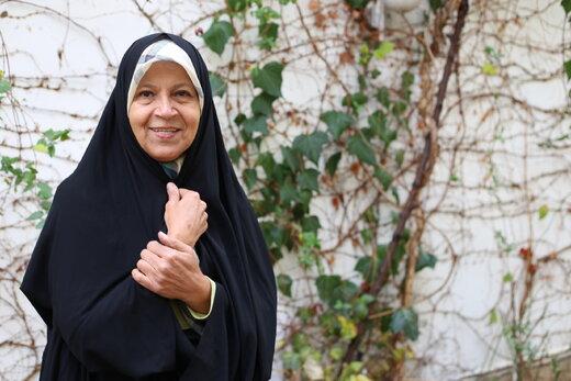 روایت فائزه هاشمی از انتقادات مادرش از آیت الله هاشمی