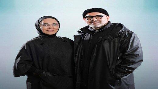 رویا نونهالی و همسرش به «هشتگ عصر جدید» میآیند
