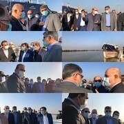 محدودیت های نظامی استفاده از ظرفیت سواحل ناب رودخانه ها در آبادان و خرمشهر را ناممکن کرده است