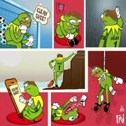ببینید: مانوئل نویر در فکر خودکشی!