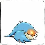 پایان کار ترامپ و توئیتر را ببینید!