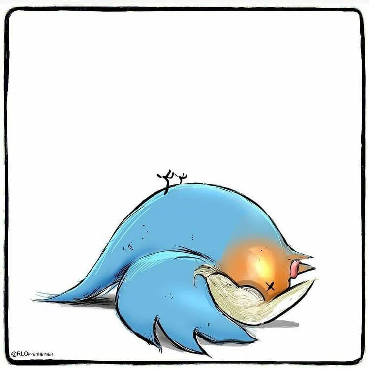 پایان تلخ ترامپ و توئیتر را ببینید!