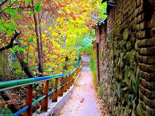 درکه تهران، زیباترین جاذبه گردشگری پایتخت