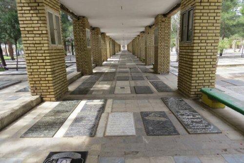 تعطیلی آرامستانهای قزوین تا اطلاع ثانوی