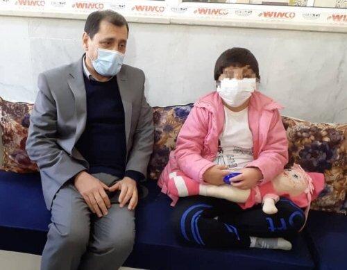 عامل کودکآزاری کودک معلول در قزوین دستگیر شد
