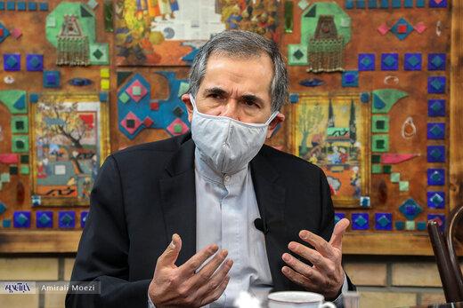تختروانچی:با زبان تهدید با ایران صحبت نکنید/اگر امریکا شرط نگذارد شرایط بهتری ایجاد میشود