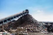 ببینید | وضعیت قرمز در سایت زباله محمد آباد