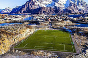 ببینید | زیباترین ورزشگاههای فوتبال دنیا که در دل طبیعت قرار داردند