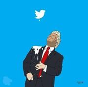 ببینید توئیتر با ترامپ چه کرد!