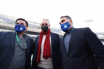 شما نظر بدهید/تا چه اندازه موافق اعتراض های غیر فنی فکری و گل محمدی پس از بازی های لیگ هستید؟